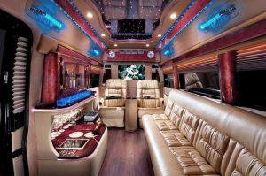 Party Bus & Van Rentals