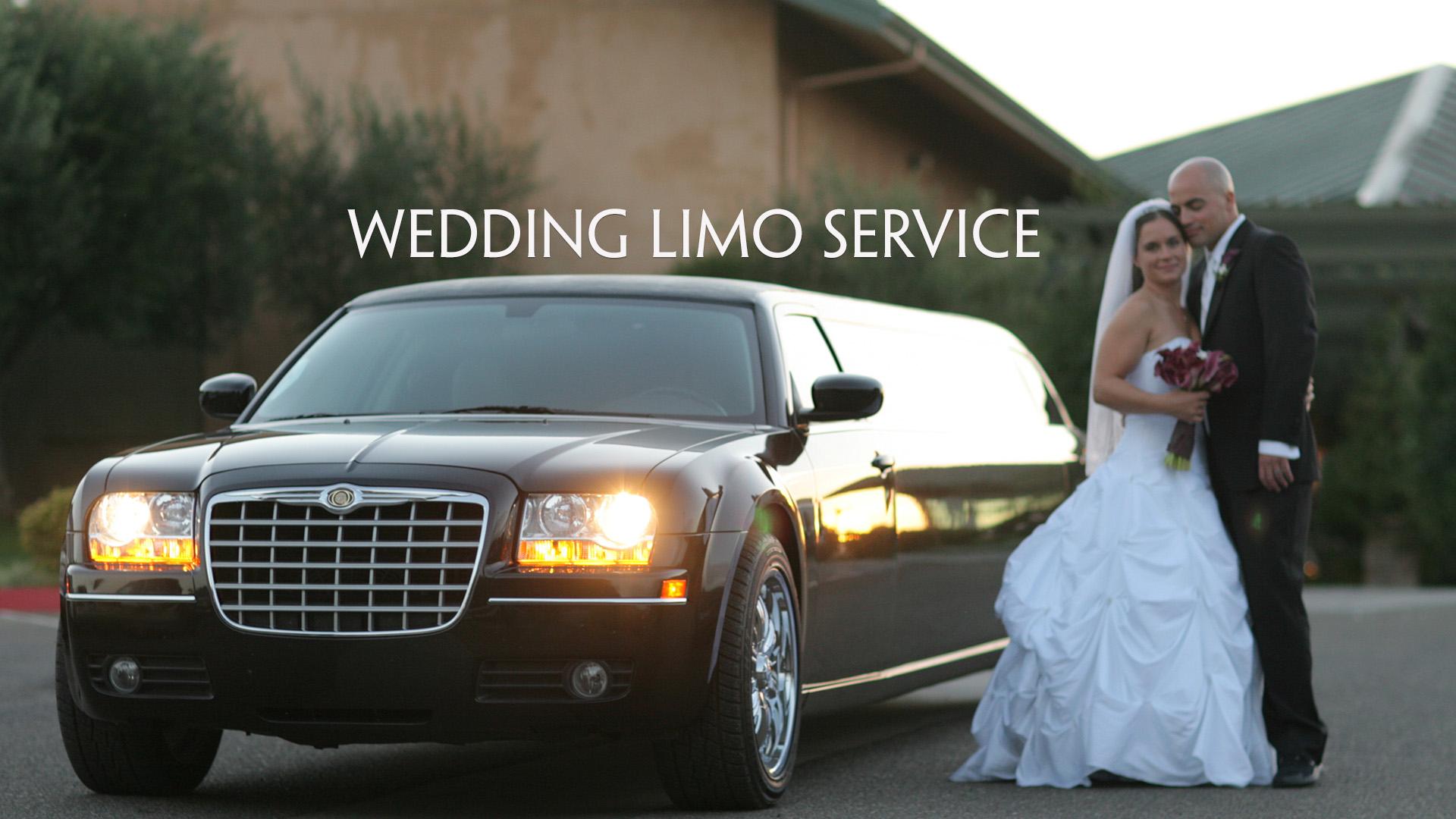 Milton ma wedding Limo Service