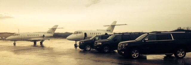 Sherborn Ma airport transportation